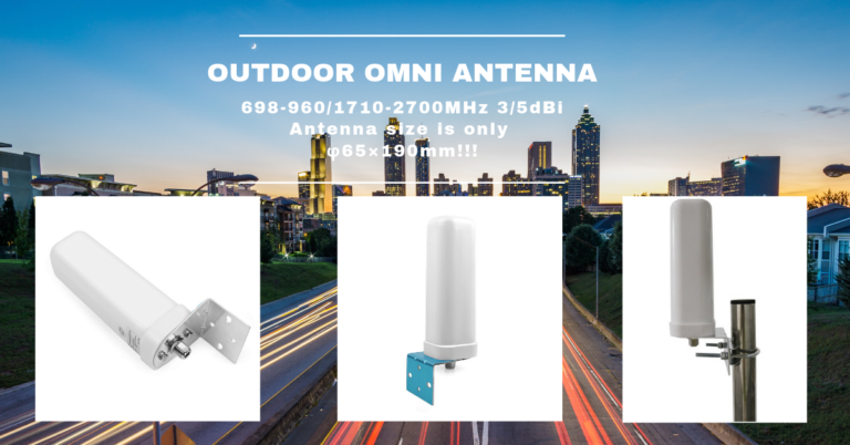 4G LTE Wide Band Outdoor Omni-directional Antenna - DAS/IBS